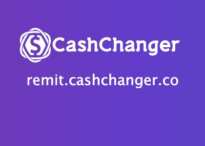 Remit.CashChanger logo