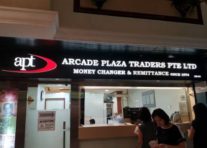 Arcade Plaza Traders