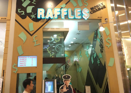 Raffles Money Change Pte Ltd (Jurong Point)