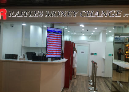 Raffles Money Change Pte Ltd